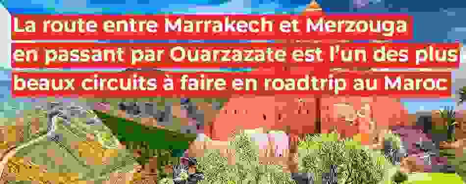 the, road, between, marrakech, merzouga, ouarzazate, roadtrip, morocco