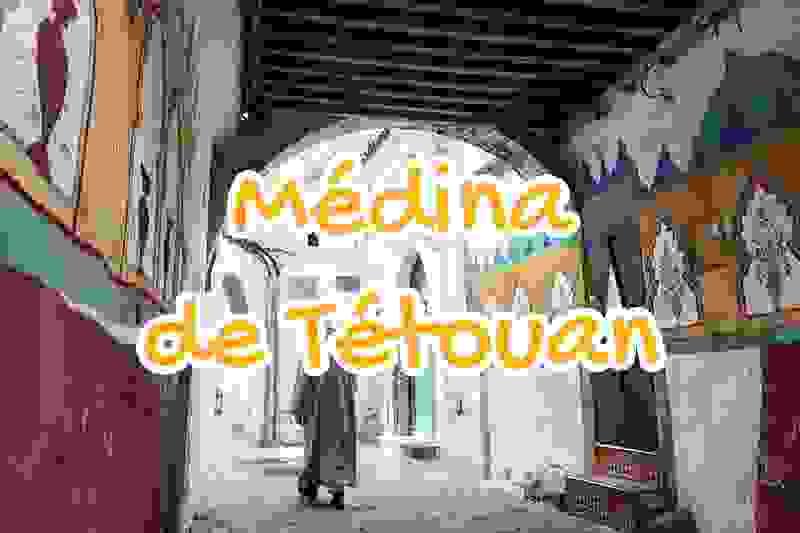 the, medina, of, tetouan, morocco