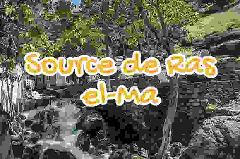spring, of, ras, el, maa, chefchaouen, morocco