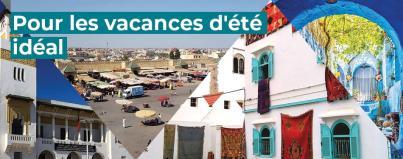 vacances, ete, ideal, maroc