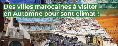 villes, marocaines, visite, automne, climat, afrique, tourisme, maroc