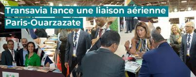 transavia lance liaison aerienne paris ouarzazate maroc