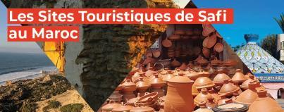 sites, touristiques, safi, maroc