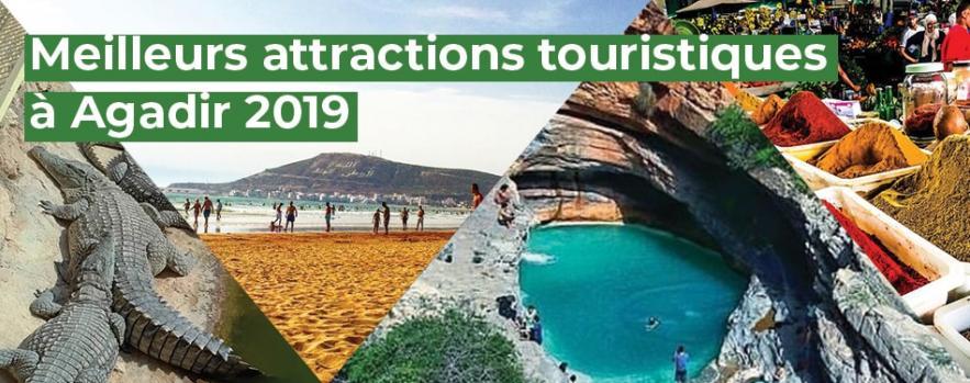 meilleurs attractions touristiques agadir maroc