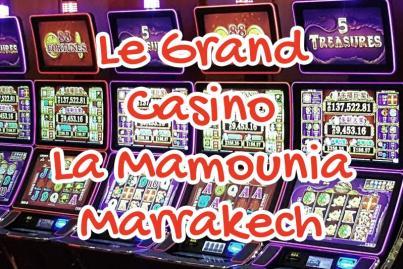 casino, grand, la, mamounia, marrakech, maroc
