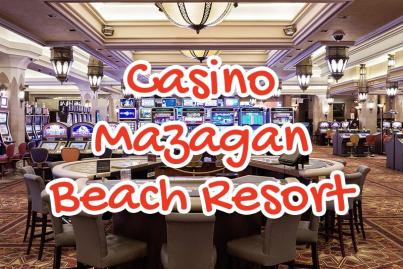 casino mazagan beach el jadida