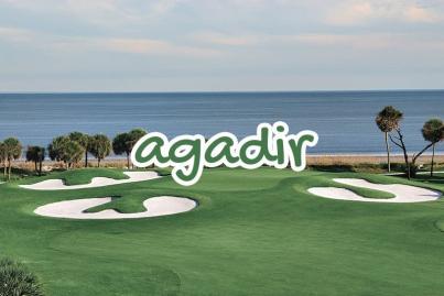 Listes des Golfs d'Agadir