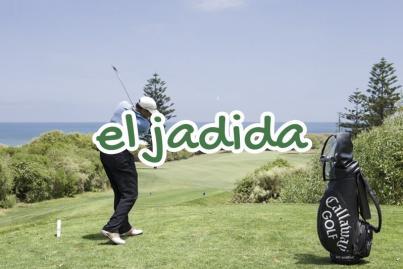 Listes des Golfs d'EL Jadida