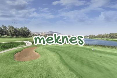 Liste des Golfs de Meknès