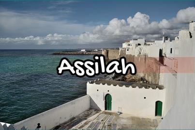 assilah, asila, maroc