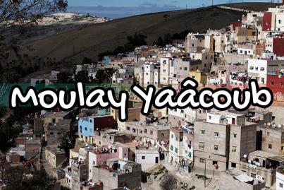 moulay, yaacoub, fes, maroc