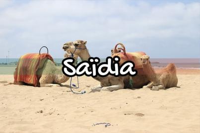 saidia, maroc