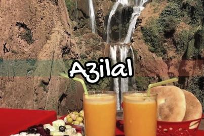 azilal, maroc