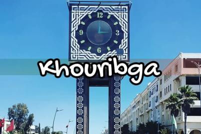 khouribga, maroc