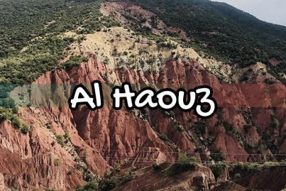 al, haouz, maroc