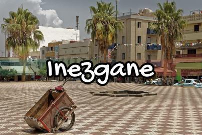 inezgane, maroc