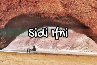 sidi, ifni, maroc