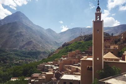 patrimoine maroc tourisme