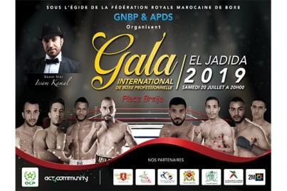 gala, international, de, boxe, professionnelle, el, jadida