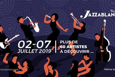 jazzablanca, festival, 14th, summer, edition