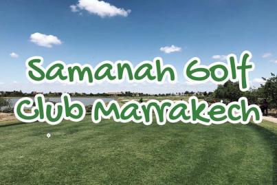 samanah, golf, club, marrakech, maroc