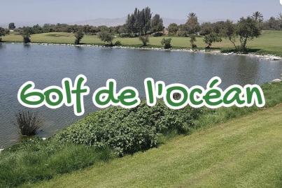 golf, ocean, agadir, maroc