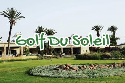 golf, soleil, agadir, maroc