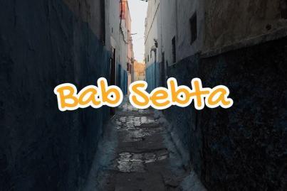 bab, sebta, tetouan, maroc