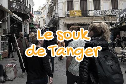 souk, tanger, maroc