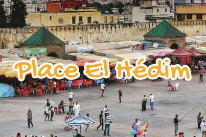 el, hedim, square, meknes, morocco