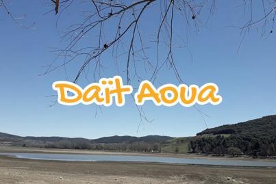 lac, dait, aoua, ifrane, maroc