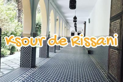 ksour, de, rissani, errachidia, maroc
