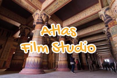 studios, atlas, ouarzazate, morocco