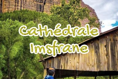 Cathédrale d'Imsfrane
