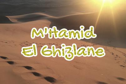 mhamid, el, ghizlane, maroc