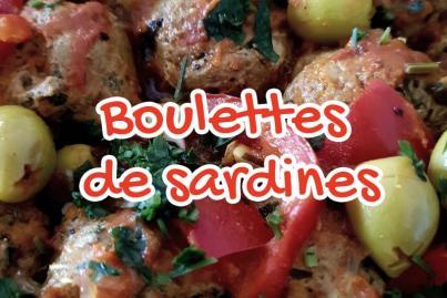 Sardine balls