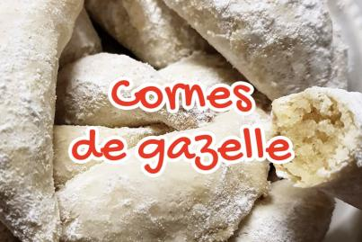 Cornes de Gazelle