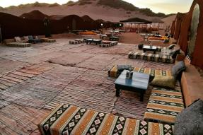 Image - Les portes du Sahara au Maroc - Zagora, le désert ...