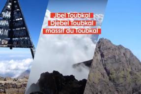 Video Thumb - Jbel Toubkal - Djebel Toubkal - massif du Toubkal