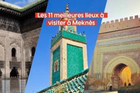 Video Thumb - Les 11 meilleures lieux à visiter à Meknès