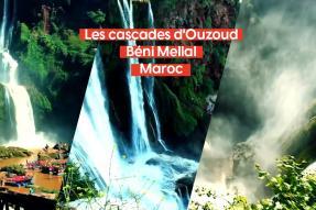 Video Thumb - Les cascades d'Ouzoud - Béni Mellal