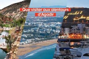 Video Thumb - Que visiter aux alentours d'Agadir
