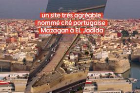 Video Thumb - Un site très agréable nommé cité portugaise Mazagan à EL Jadida