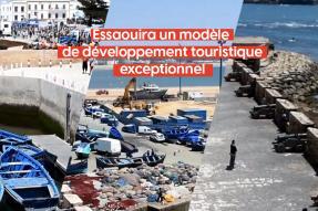 Video Thumb - Essaouira un modèle de développement touristique exceptionnel