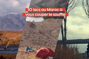 Video Thumb - 10 lacs au Maroc à vous couper le souffle