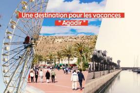 """Video Thumb - Une destination pour les vacances """" Agadir """""""