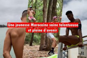Video Thumb - Une jeunesse Marocaine saine, talentueuse et pleine d'avenir !